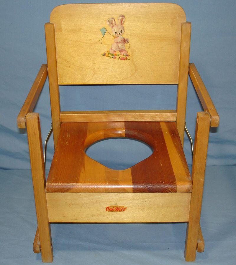 Горшок стульчик детский своими руками